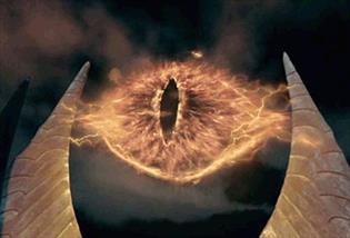"""پخش """"نماد شیطانپرستی"""" از شبکه دو به صورت زنده! + تصاویر"""