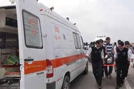 کاهش میانگین زمان رسیدن آمبولانس های شهری و جاده ای در رفسنجان
