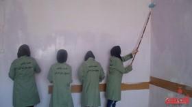 اردوی طرح هجرت دانش آموزان دختر در رفسنجان (13)