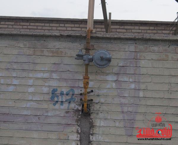 آغاز به کار عملیات گازرسانی در 23 روستای رفسنجان
