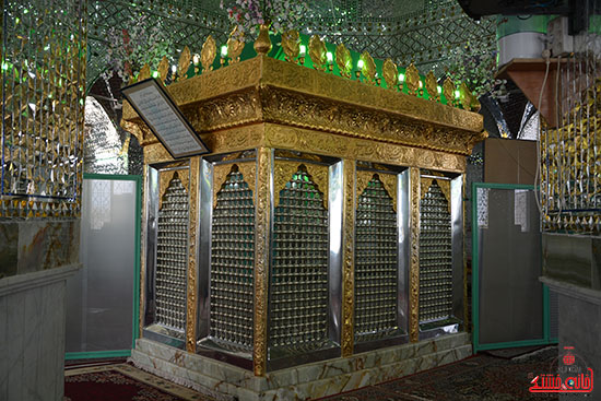 امامزاده سید ابراهیم(ع) بهرمان رفسنجان در قاب تصویر (5)