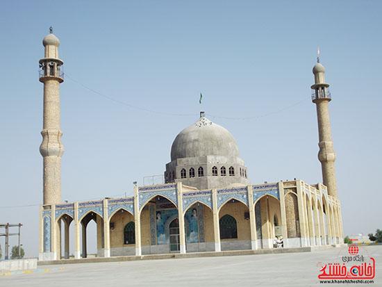 امامزاده سید ابراهیم(ع) بهرمان رفسنجان در قاب تصویر (8)