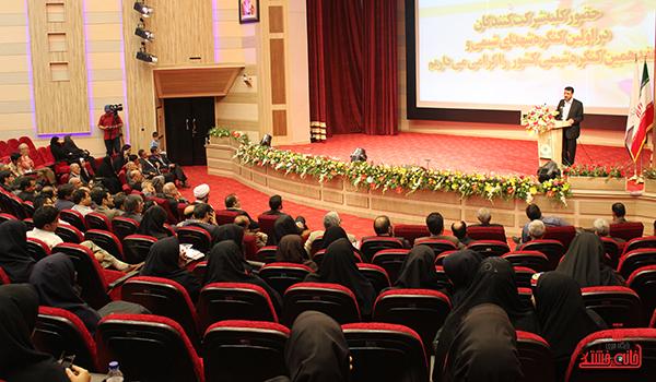 دوربین خانه خشتی در اولین کنگره شهدای شیمی دانشگاه ولیعصر (عج) رفسنجان