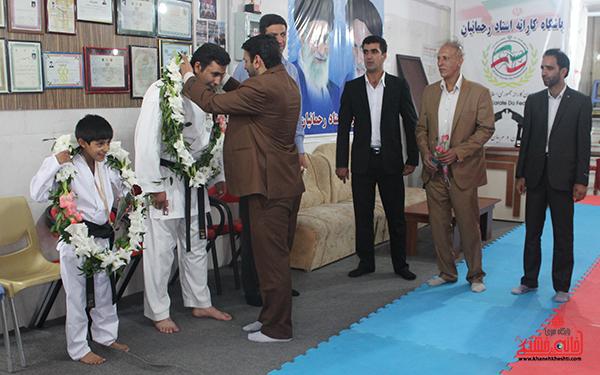 درخشش کاراته کای رفسنجانی در مسابقات آسیایی