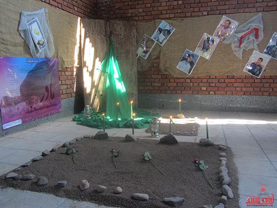 جشنواره میراث جاودانه-رفسنجان-دفاع مقدس (4)