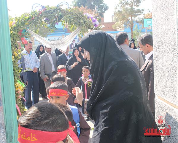 بیش از ۴۳ هزار دانش آموز رفسنجانی به مدرسه رفتند