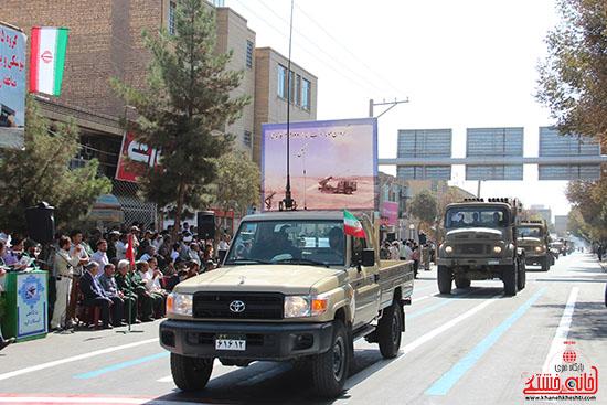 رژه نیروهای مسلح رفسنجان-خانه خشتی (10)