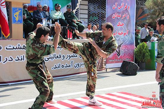 رژه نیروهای مسلح رفسنجان-خانه خشتی (4)