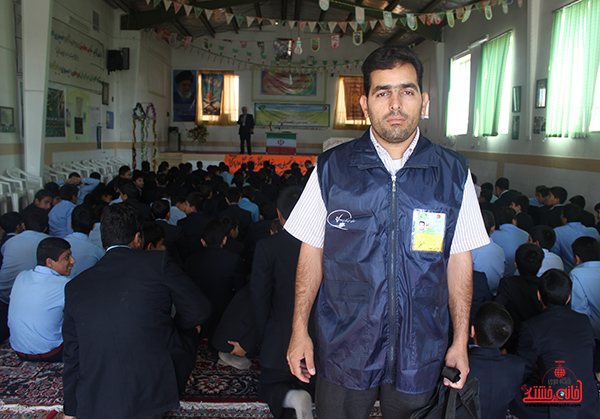 زنگ سرشماری عمومی کشاورزی در مدرسه شاهد رفسنجان5