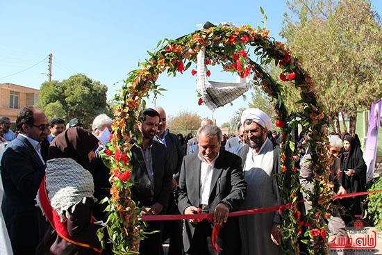زنگ مهر در مدارس رفسنجان-خانه خشتی (7)