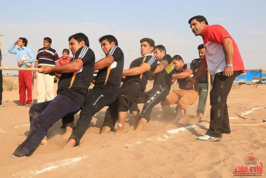 مسابقه طناب کشی در لاهیجان رفسنجان-خانه خشتی (4)
