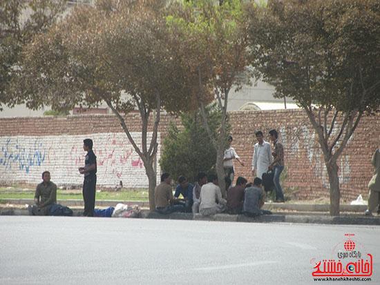 مصوبات ستاد ساماندهی کارگران رفسنجان از حرف تا عمل-خانه خشتی (12)