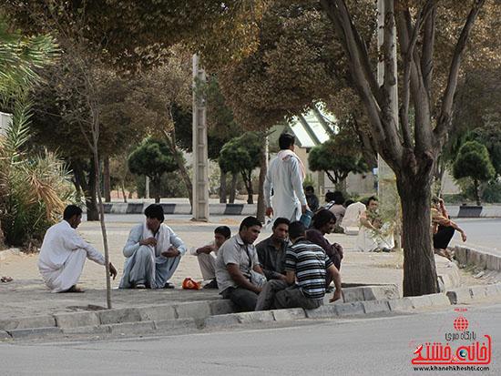 مصوبات ستاد ساماندهی کارگران فصلی در رفسنجان از حرف تا عمل! + عکس