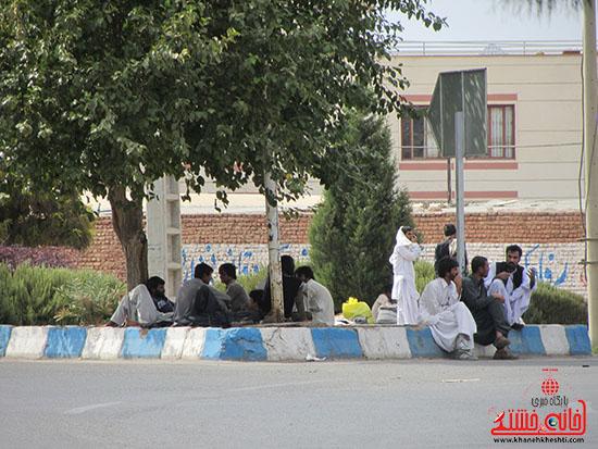 مصوبات ستاد ساماندهی کارگران رفسنجان از حرف تا عمل-خانه خشتی (9)