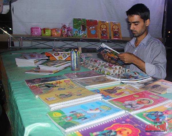 نمایشگاه لوازم التحریر اسلامی _ ایرانی در رفسنجان5