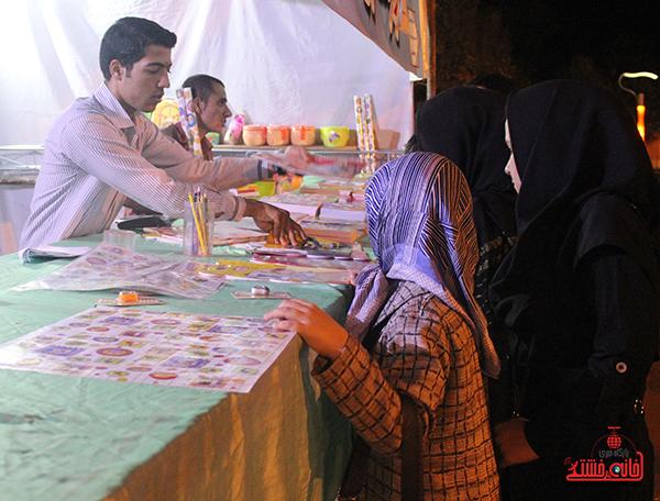 نمایشگاه لوازم التحریر اسلامی _ ایرانی در رفسنجان8