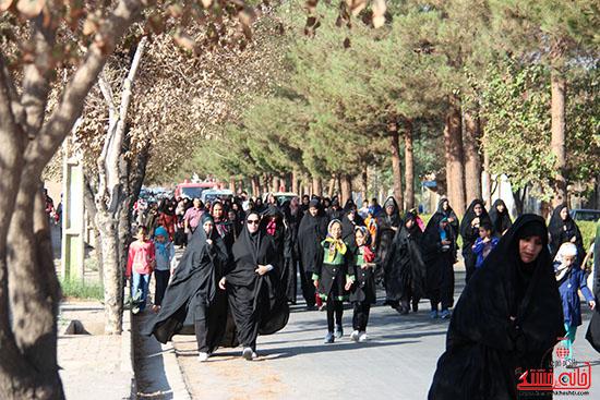 همایش پیاده روی رفسنجان-دفاع مقدس-خانه خشتی (10)