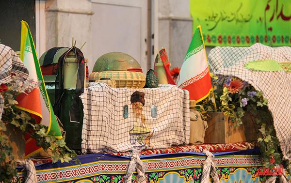 یادواره شهدای مسجد جوادیه رفسنجان1