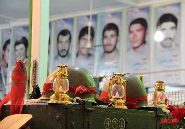 یادواره شهدای مسجد جوادیه رفسنجان5