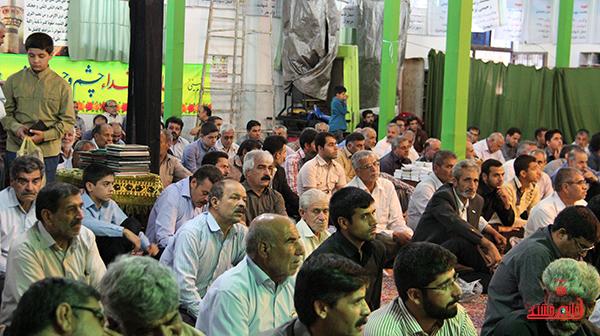 یادواره شهدای مسجد جوادیه رفسنجان6