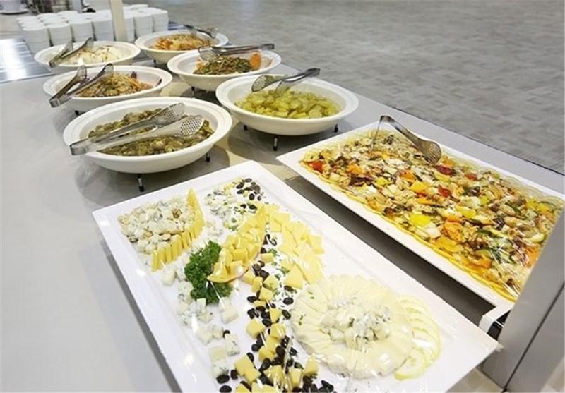 تصاویر/ غذای حلال در اینچئون