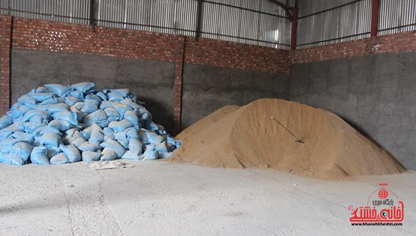 3افتتاح مجتمع تخم مرغ سلامت در خنامان رفسنجان