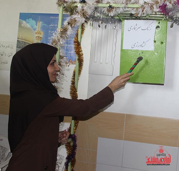 زنگ سرشماری عمومی کشاورزی در رفسنجان نواخته شد
