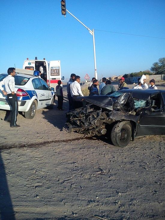 بیش از نیمی از حوادث ترافیکی رفسنجان مربوط به تصادفات موتور سیکت است