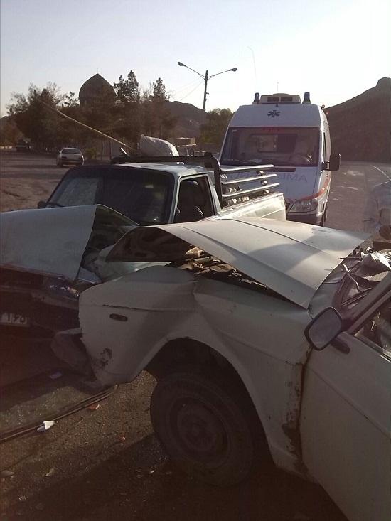 پایان هفته پر حادثه اورژانس 115 رفسنجان