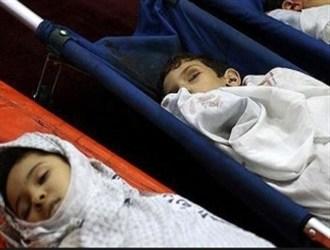 """نامگذاری ۷۰ مدرسه در کشور به نام """"کودکان شهید غزه"""""""