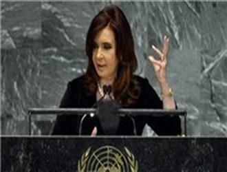 کاش این زن رهبر امت عرب بود