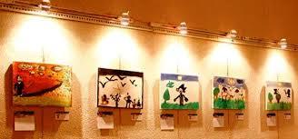 نمایشگاه نقاشی کودکان برپا شد