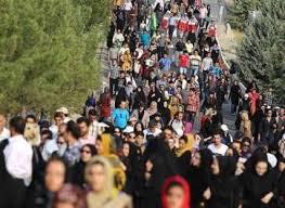 برگزاری همایش پیادهروی خانوادگی در رفسنجان به مناسبت هفته دفاع مقدس