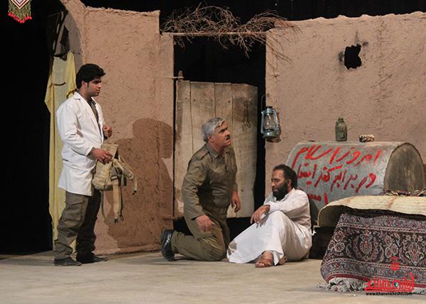 تئاتر گاومیش در رفسنجان3