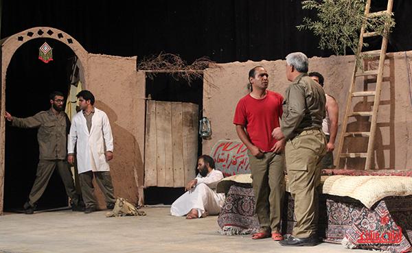 درخشش رفسنجانی ها در جشنواره سراسری تئاتر بسیج/ «گاومیش» به فجر نرسید