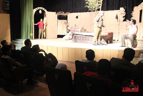تئاتر گاومیش در رفسنجان5