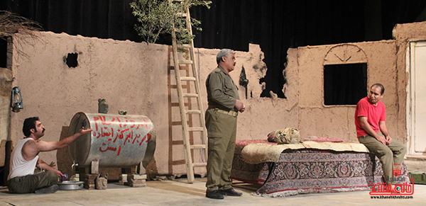 تئاتر گاومیش در رفسنجان7
