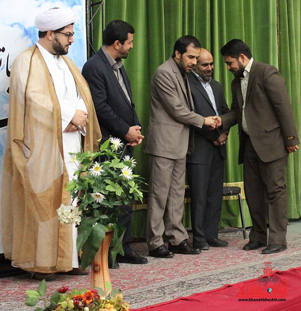 تودیع و معارفه رئیس اداره فرهنگ و ارشاد اسلامی رفسنجان13