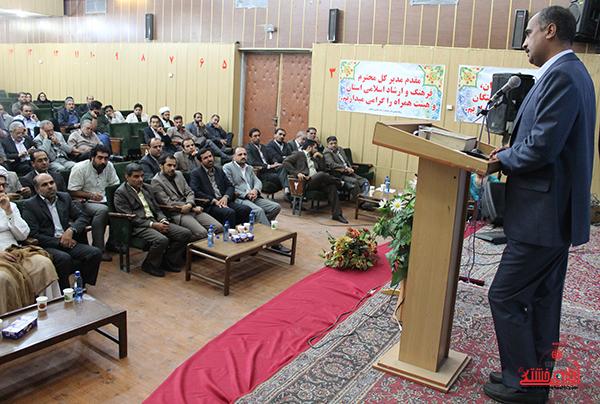 تودیع و معارفه رئیس اداره فرهنگ و ارشاد اسلامی رفسنجان8