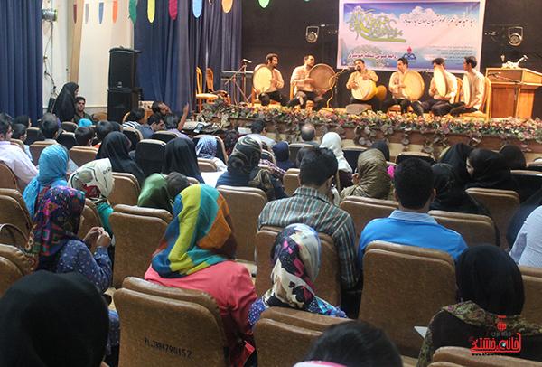 دوربین خانه خشتی در جشن عید غدیر شرکت نفت رفسنجان