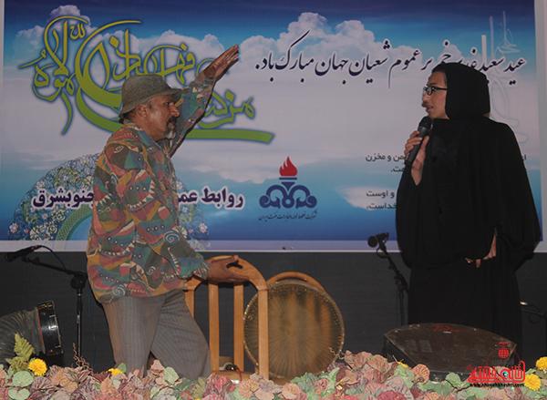 جشن عید غدیر در شرکت نفت رفسنجان8