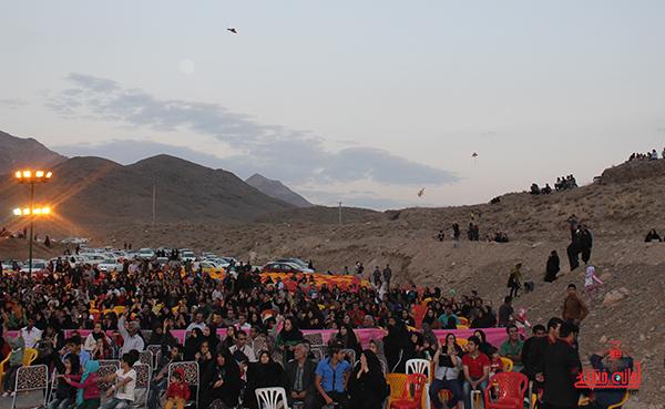 جشن ولایت در روستای اودرج رفسنجان11
