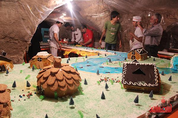 جشن ولایت در روستای اودرج رفسنجان8