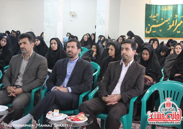 جلسه بنیان خانواده های کمیته امداد امام خمینی (ره) رفسنجان