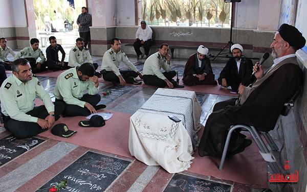 خدمت در نیروی انتطامی جهاد فی سبیل الله است