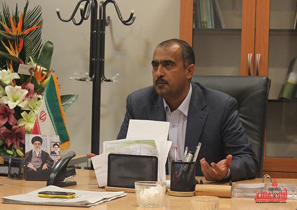 گرایش های سیاسی مانع حضور افراد در مجمع جوانان رفسنجان نخواهد شد/سرمایه ارشاد، هنرمندان و فرهیختگان هستند