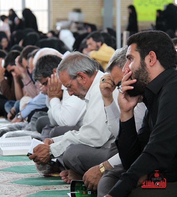 دعای روز عرفه در مصلای امام خامنه ای رفسنجان1