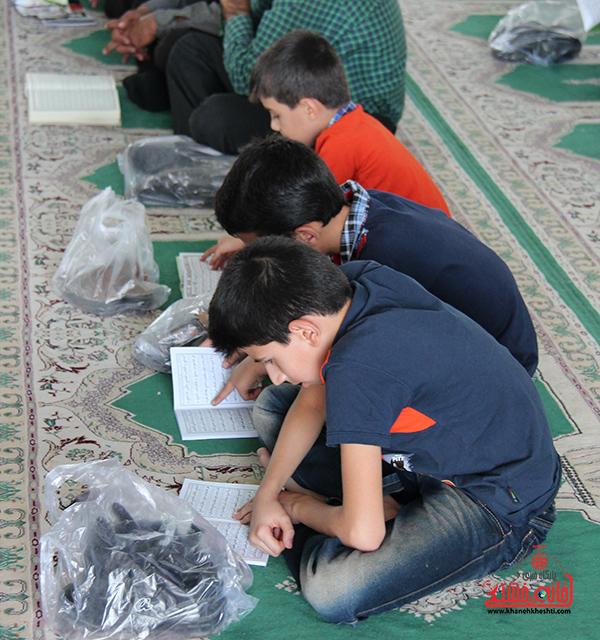 دعای روز عرفه در مصلای امام خامنه ای رفسنجان12