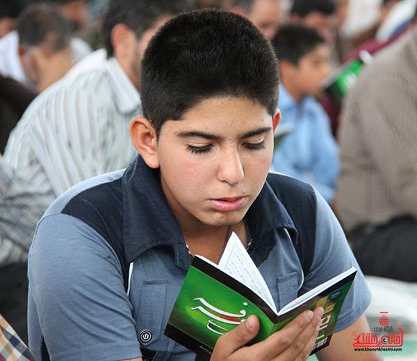 دعای روز عرفه در مصلای امام خامنه ای رفسنجان15