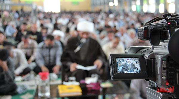 دعای روز عرفه در مصلای امام خامنه ای رفسنجان21